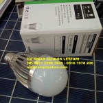 Lampu LED 12V DC 9 watt E27