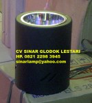 Downlight Outbow Bulat Fitting E27