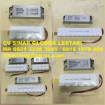 Emergency power supply for TL Skylite