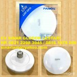 Lampu LED UFO 12 watt Fanos
